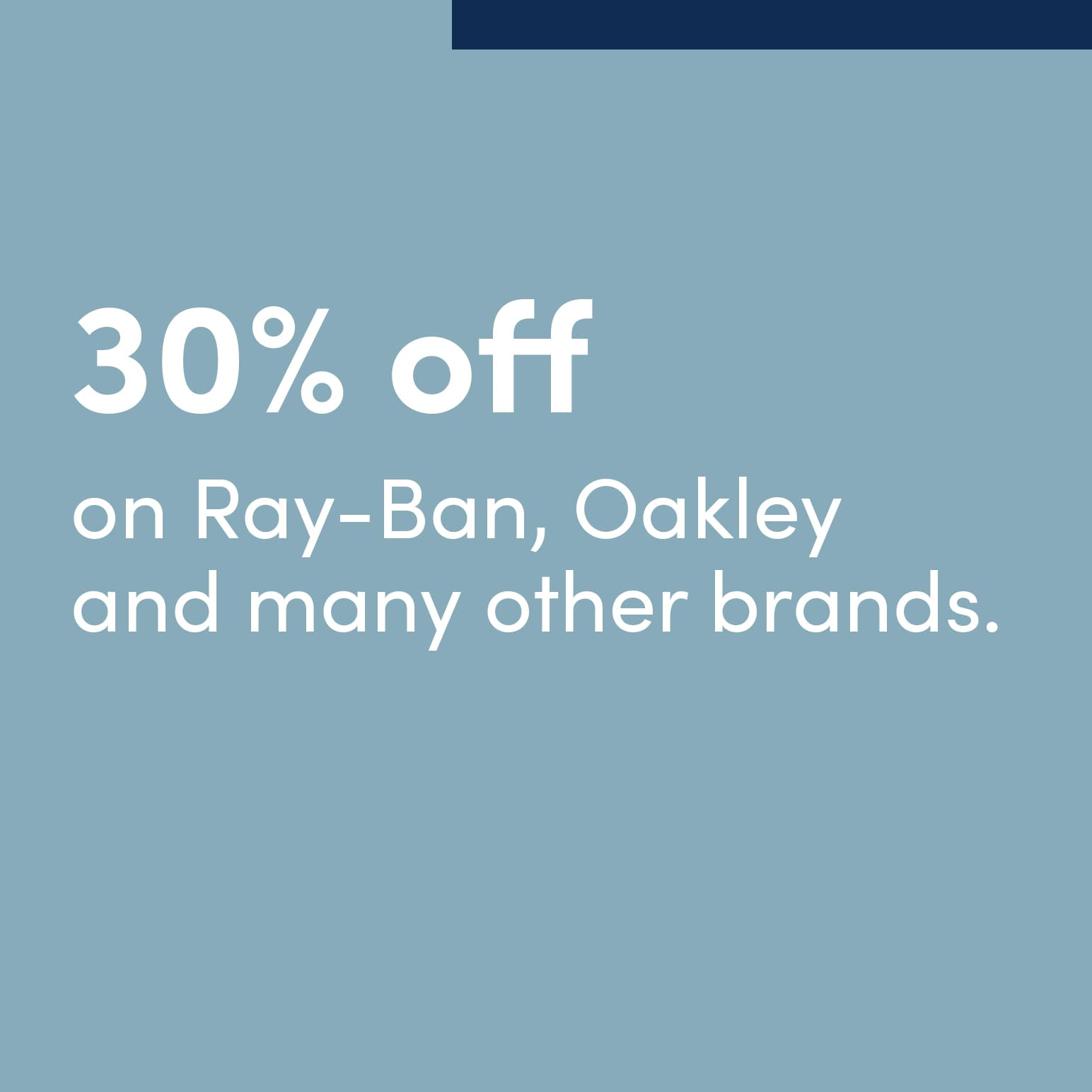 30% off sitewid image