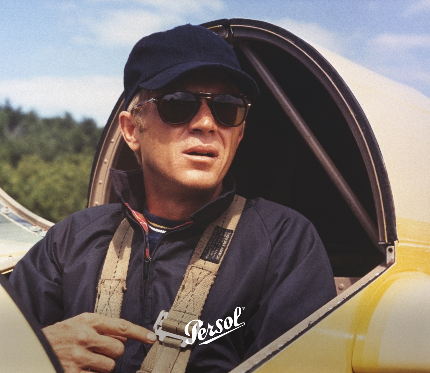 Persol exclusive image